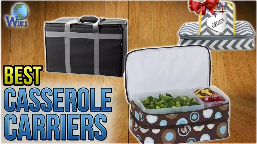 Best Casserole Carriers 2020 – Review and Buying Guide