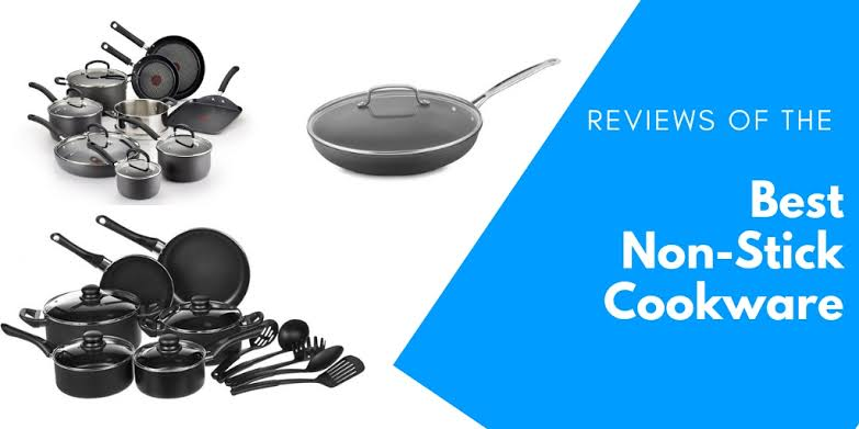 Best Nonstick Cookware 2020 Reviews and Buying Guide