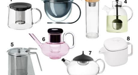 Best Tea Infusers 2020 – Reviews & Buying Guide