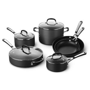 Calphalon Nonstick 10 Piece Cookware Set