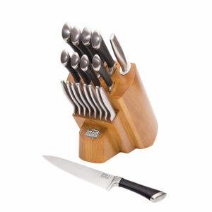 Chicago Cutlery Fusion 18pc Block Set
