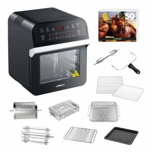 GoWISE USA GW44800-O Electric Air Fryer Oven – Price $144