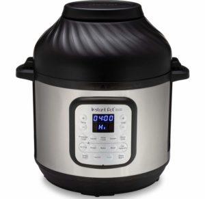 Instant Pot Duo Crisp 11-in-1 Air Fryer – Price $178