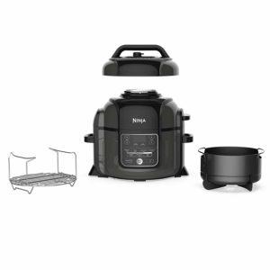 Ninja OP301 Pressure Cooker, Steamer & Air Fryer – Price $194
