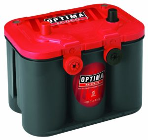 Optima Batteries RedTop 34/78