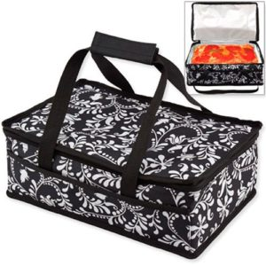 Protected Casserole Travel Carry Bag X516