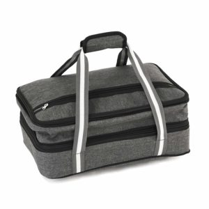 Protected Expandable Double Casserole Carrier