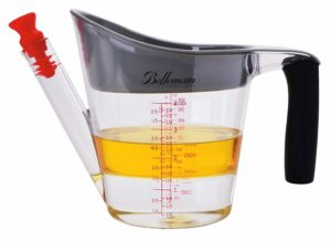 Bellemain 4-Cup Fat Separator/Measuring Cup
