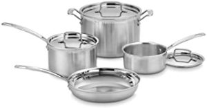 Cuisinart MCP-7N MultiClad Pro Stainless-Steel Cookware