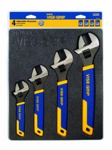IRWIN VISE-GRIP Adjustable Wrench Establish