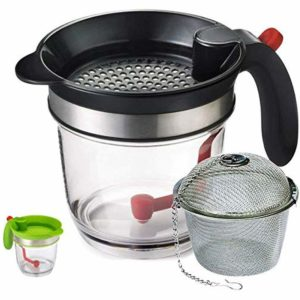 JGS Gravy Fat Separator with Bottom Release