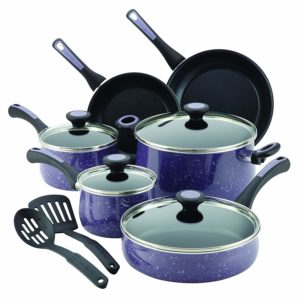 Paula Deen Riverbend Aluminum Nonstick Cookware Set